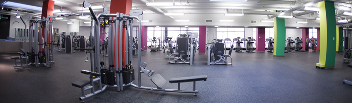 George Street Fitness Center